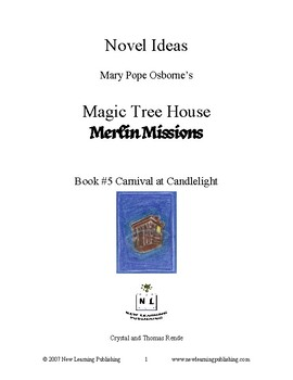 Novel Ideas: Magic Tree House #33: Carnival at Candlelight