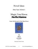 Novel Ideas: Magic Tree House #36: Blizzard of the Blue Moon
