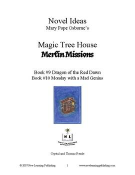 Novel Ideas: Magic Tree House #37 & #38- Two Complete Novel Studies