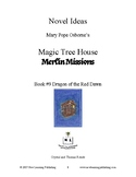 Novel Ideas: Magic Tree House #37: Dragon of the Red Dawn