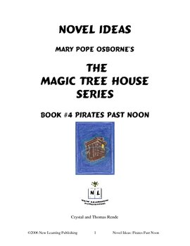 Novel Ideas: Magic Tree House #4: Pirates Past Noon