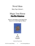 Novel Ideas: MTH - Merlin Missions -  #13 & #14 - Two Complete Novel Studies