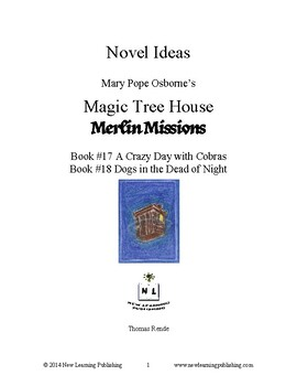 Novel Ideas: Magic Tree House #45 & #46: Two Complete Novel Studies