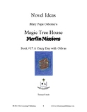 Novel Ideas: Magic Tree House #45: A Crazy Day with Cobras
