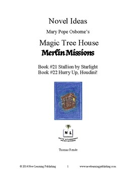 Novel Ideas: Magic Tree House #49 & #50: Two Complete Novel Studies