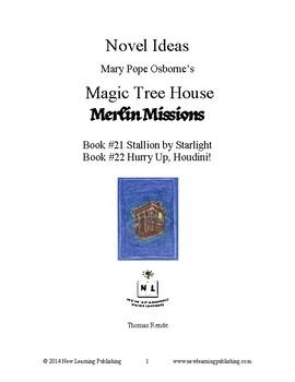 Novel Ideas: Magic Tree House #49 & #50: Two Complete Nove