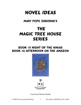 Novel Ideas: Magic Tree House #5 & #6 - Two Complete Novel Studies