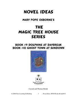 Novel Ideas: Magic Tree House #9 & #10 - Two Complete Novel Studies