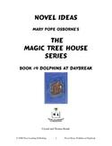Novel Ideas: Magic Tree House #9: Dolphins at Daybreak