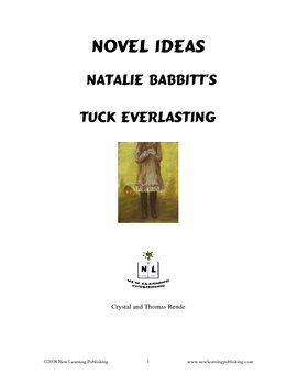 Novel Ideas: Natalie Babbitt's Tuck Everlasting