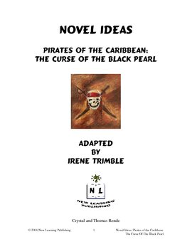 Novel Ideas: Pirates of the Caribbean - The Curse of the Black Pearl