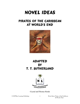 Novel Ideas: Pirates of the Caribbean - At World's End