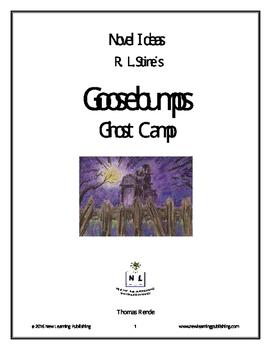 Novel Ideas - R. L. Stine's Goosebumps Ghost Camp