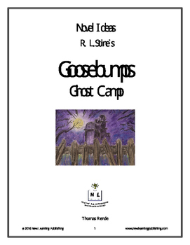 Novel Ideas - R. L. Stine's Goosebumps Ghost Camp
