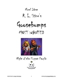 Novel Ideas - R. L. Stine's Goosebumps Most Wanted: Night of the Puppet People