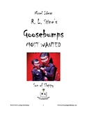 Novel Ideas - R. L. Stine's Goosebumps Most Wanted: Son of Slappy