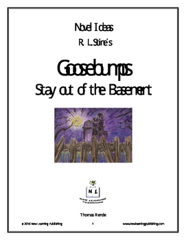 Novel Ideas - R. L. Stine's Goosebumps Stay out of the Basement