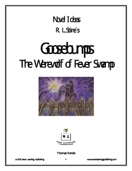 Novel Ideas - R. L. Stine's Goosebumps The Werewolf of Fev