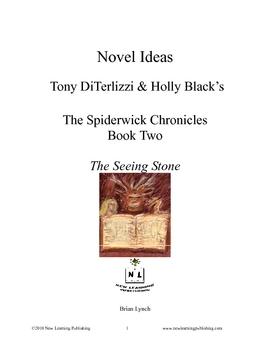 Novel Ideas - T. DiTerlizzi & H. Black's Spiderwick Chronicles Book 2