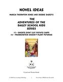 Novel Ideas: The Adventures of the Bailey School Kids #5 & #6