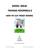 Novel Ideas: Thomas Rockwell's How To Eat Fried Worms