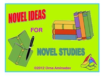 Novel Ideas for Novel Studies