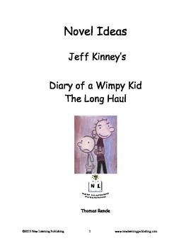 Novel Ideas - Jeff Kinneys The Long Haul