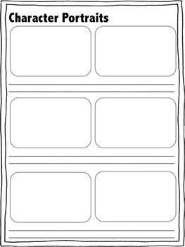 Novel Notes {Freebie File Folder Insert}
