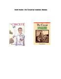 Novel Packet (The Circuit by Francisco Jimenez)