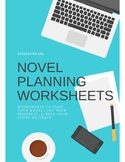 Novel Planning Worksheets