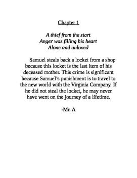 Novel Poetry