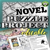 NOVEL PROJECT for ANY NOVEL