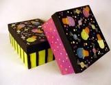 Novel Projects - Treasure Box