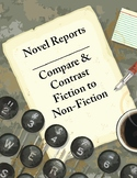 Novel Report_Compare and Contrast with Fiction and Non Fiction Novels