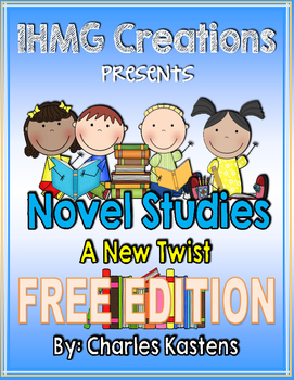 Novel Studies: A New Twist-FREE EDITION (Common Core)