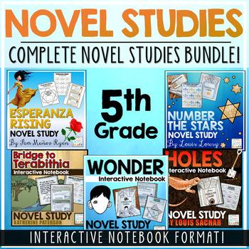 5th Grade Novel Studies