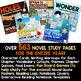 5th Grade Novel Studies Bundle
