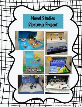 Novel Studies - Diorama Project