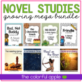 Novel Studies Mega Bundle