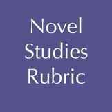 Novel Studies Rubric Continuum