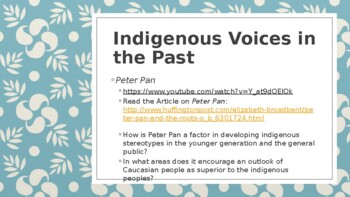 Novel Studies The Absolutely True Diary of a Part-Time Indian Lesson PowerPoint