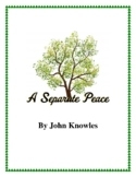 A Separate Peace (by John Knowles) Study Guide