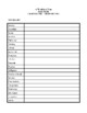 Novel Study, A Wrinkle in Time (by Madeleine L'Engle) Study Guide