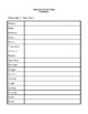 Novel Study, Absolutely Normal Chaos (by Sharon Creesh) Study Guide