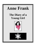 Novel Study, Anne Frank: The Diary of a Young Girl Study Guide