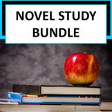 Novel Study BUNDLE: Complete Units for 4 Novels