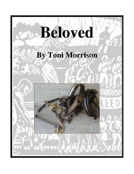 Beloved toni morrison teaching resources teachers pay teachers beloved by toni morrison study guide fandeluxe
