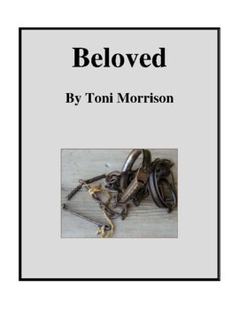 Beloved toni morrison teaching resources teachers pay teachers beloved by toni morrison study guide fandeluxe Choice Image
