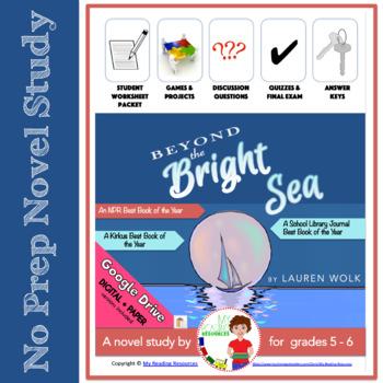 Novel Study: Beyond the Bright Sea by Lauren Wolk