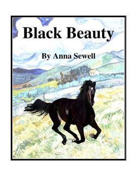 Novel Study, Black Beauty (by Anna Sewell) Study Guide
